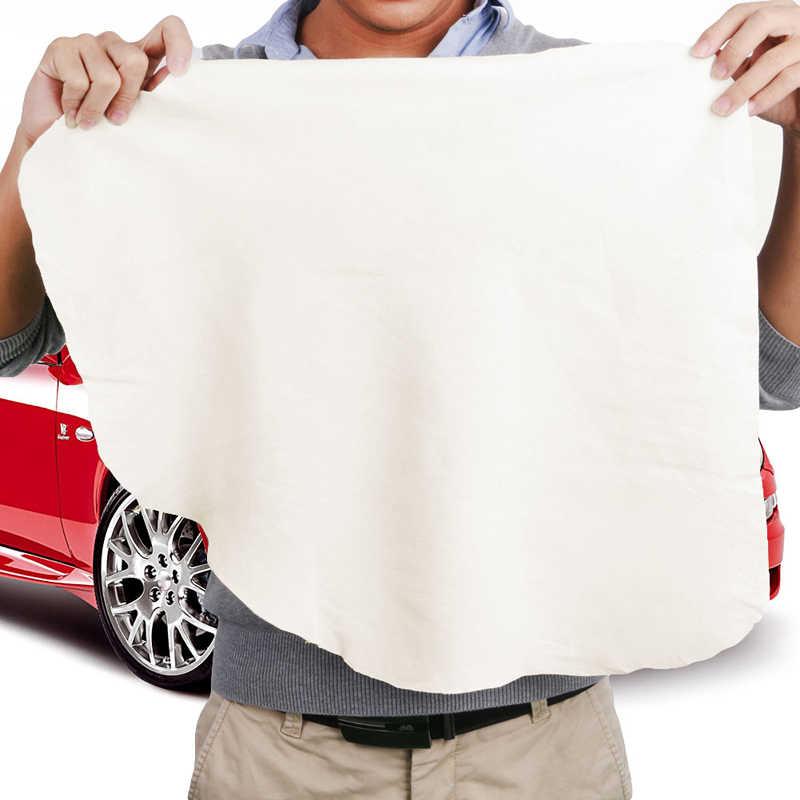 Natuurlijke Zeem Zeem Auto Reinigingsdoekjes Drogen Wassen Doek Onderhoud Gereedschap Nieuwe