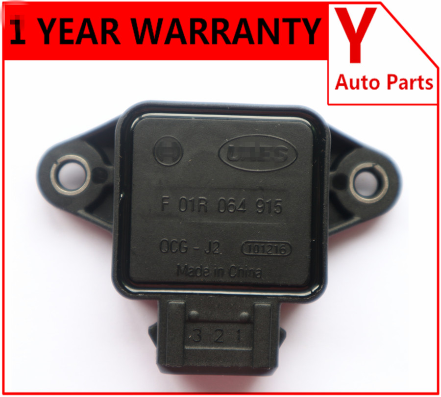 for BYD ChangAn Hafei Wuling Chery the Great Wall Huaihe original Throttle position sensor F01R064915-in Throttle Position Sensor from Automobiles & Motorcycles