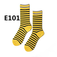 2018 new arrive fashion Women socks high quality E101 model 2pairs/set