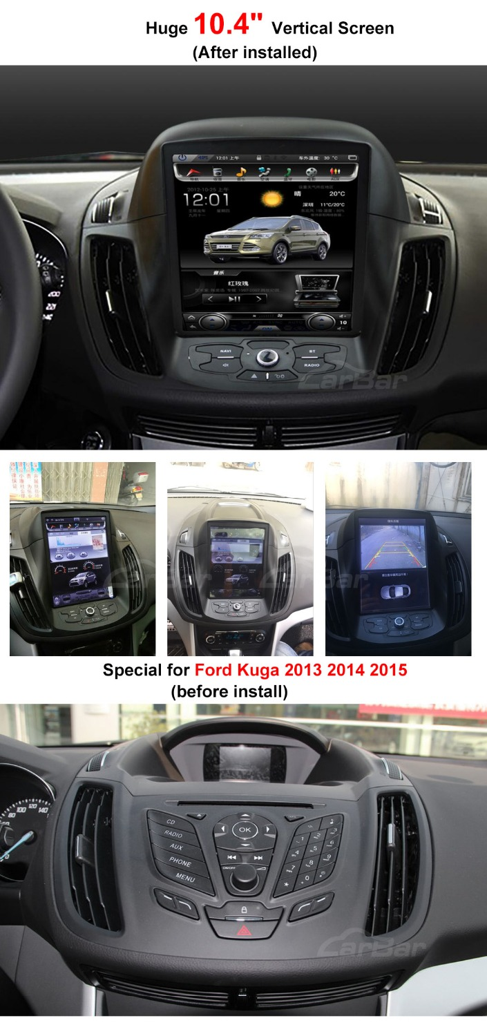 Ford Kuga Radio | 2018/2019 Ford Reviews