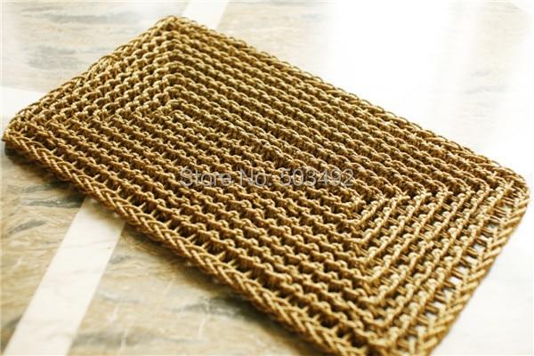 hand woven watergrass door mat grass mat home mat bathroom