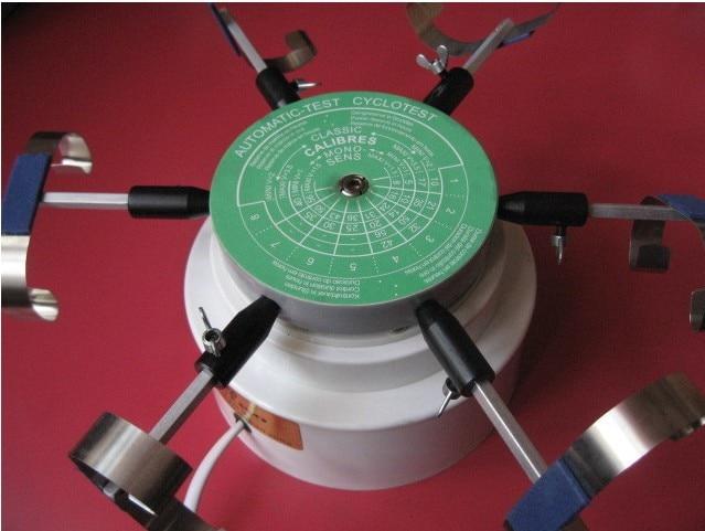 купить Wholesale 1set Watch repair tools See Video Automatic Tester for 6 Watch winder machine tool - free shipping -051401 по цене 9164.7 рублей