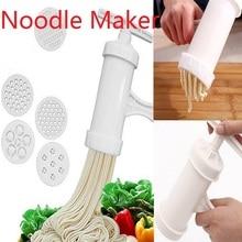Crank-Cutter Pasta-Maker-Machine Noodle-Maker Cooking-Gadgets Spaghetti Kitchen 5-Press