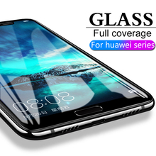 9D Full Cover Tempered Glass For Huawei P30 Lite P20 Pro Screen Protector On P 30 20 10 P30Lite Protective