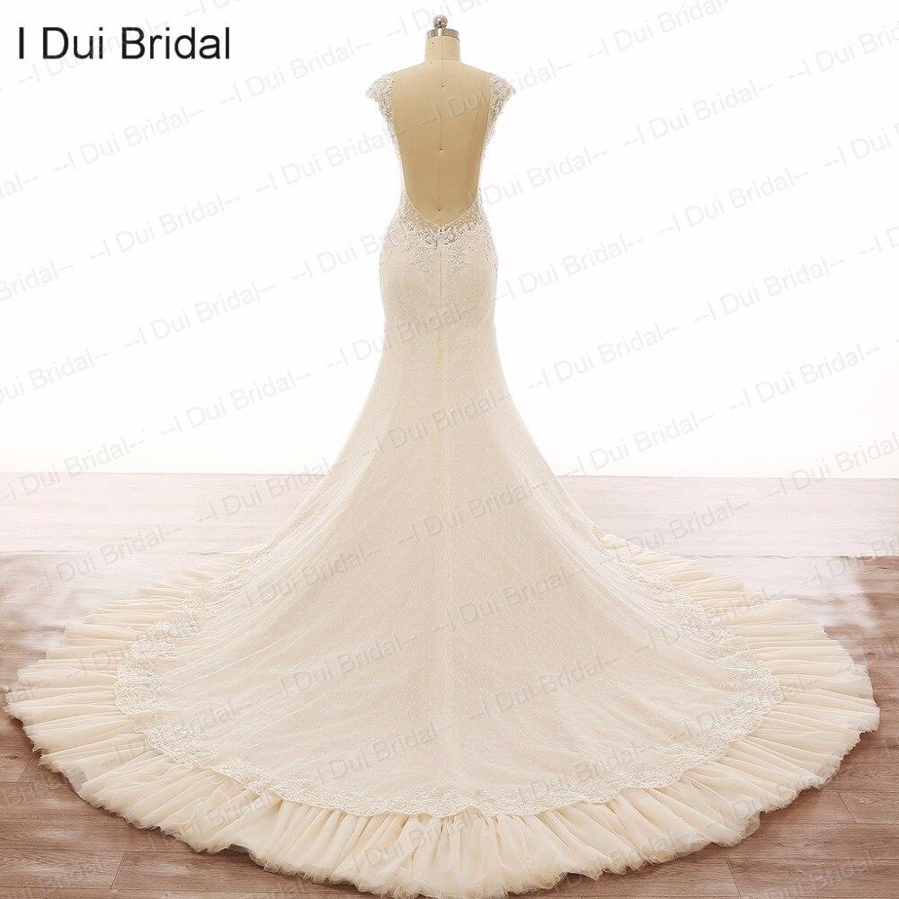 الحقيقية Stop118 فستان Bridal