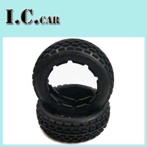 baja 5B off road front tyre for 1 5 HPI Baja 5B Parts Rovan KM