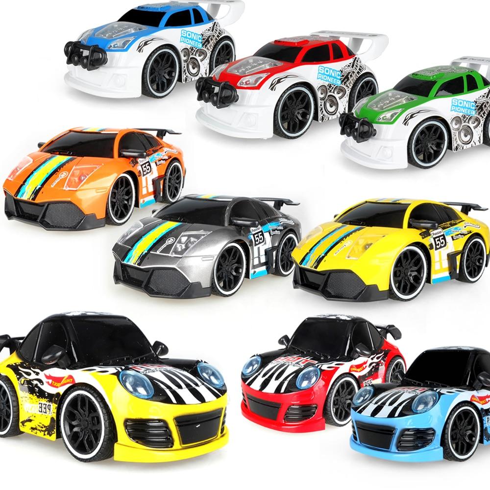 Ζεστό πώληση 1:20 Τηλεχειριστήριο RC αυτοκίνητο Ηλεκτρικά παιχνίδια Κλασικά παιχνίδια 4CH RC Mini αυτοκίνητα παιχνίδια για τα παιδιά δώρο γενεθλίων