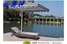 Factory direct outdoor leisure umbrella beach side columns