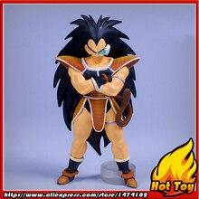 "100% Original BANDAI Gashapon PVC Toy Figure HG Part 3 – Raditz from Japan Anime ""Dragon Ball Z"" (9cm tall)"