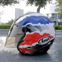 2017 Hot Sale Doohan Open Face Helmet Unisex Motorcycle Helmet Half Helmet Casque In Summer Fall