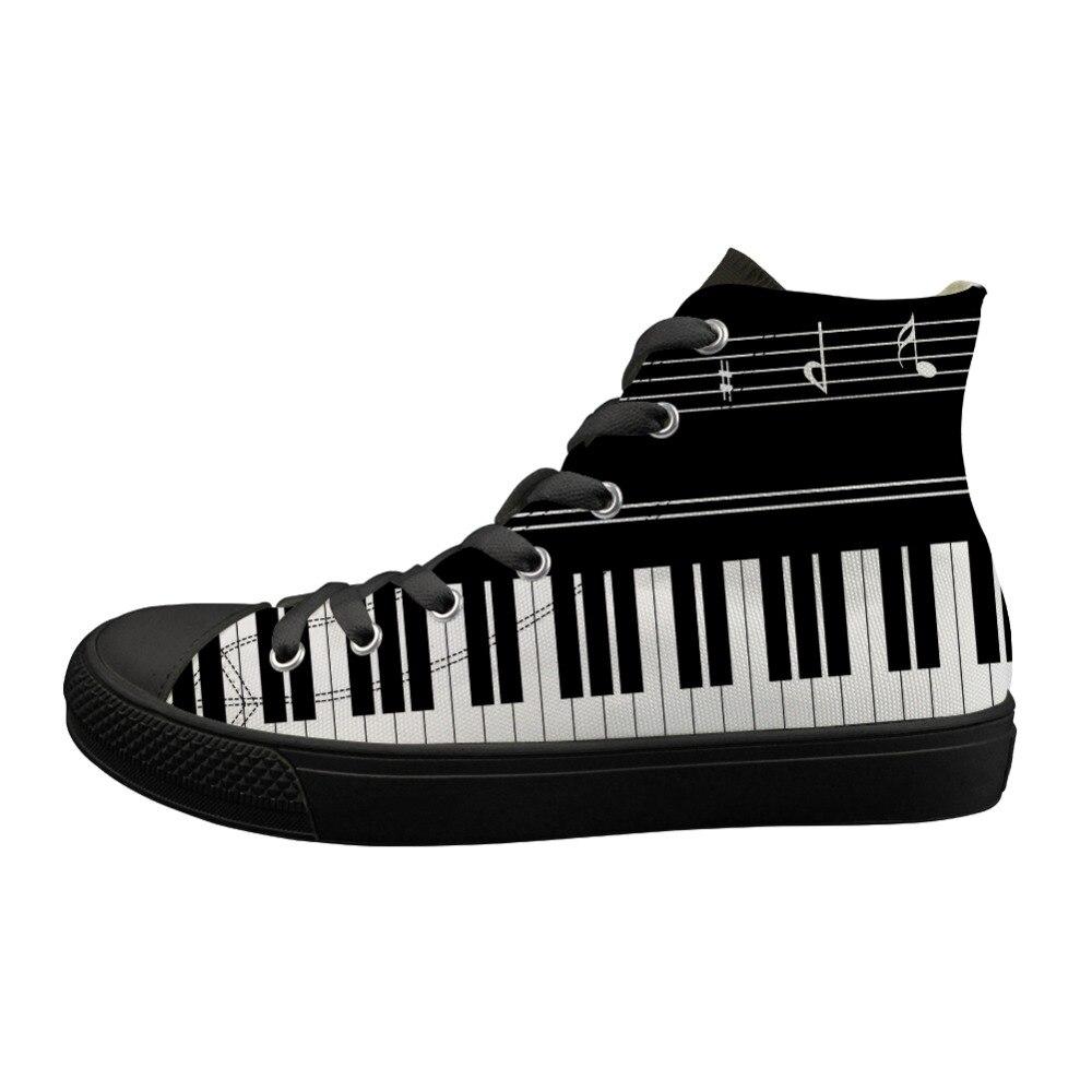 2019 Garçon logo Toile custom Sneakers custom Impression Personnalisée Chaussures 3 Instantarts Z37 High Image Custom Élégant Z40 Z39 custom Top Vulcaniser Z38 Mâle Hommes Casual De Rq7YRZWwxE