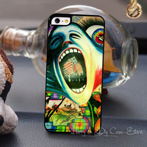 Pink Floyd Amazing Creative Album The Wall Hard Case for Apple Iphone 4 4s 5 5S and 5C cover