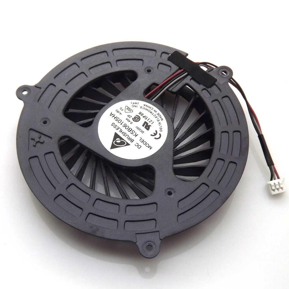 Miễn phí vận chuyển ksb06105ha-aj83 fan đối với acer aspire v3-571g 5350 5750 5750 Gam 5755 P5WS0 P5WEO i5 i7 V3-571 E1-531 CPU Làm Mát Fan