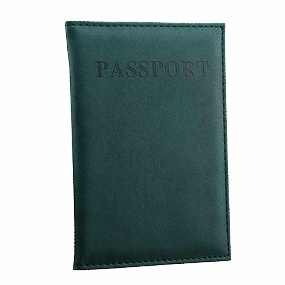 Paszport podróże okładka etui na karty kobiety mężczyźni podróż etui na karty kredytowe identyfikator podróży dokument etui na paszport torba # BL5
