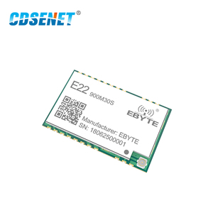 Image 4 - SX1262 1W Wireless Transceiver LoRa 915MHz E22 900M30S SMD Stamp Hole IPEX Antenna 850 930MHz TCXO rf Transmitter and Receiver