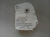 220V 12H10min Factory Direct Defrost Timer 2 3 4 1 Four pin On The Door Refrigerator Accessories Mechanical Defroster