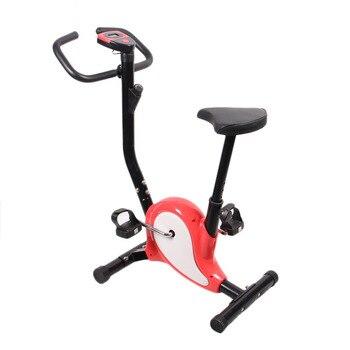 Vélo d'appartement fitness compact pas cher