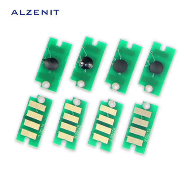 US $14 3 |4Pcs GZLSPART For Epson C1700 C1750N C1750W OEM New Drum Count  Chip Four Color Printer Parts On Sale-in Printer Parts from Computer &  Office