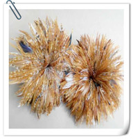 Free shipping 1000pcs 10 15cm natural chicken feather trim pheasant feathers plumage for jewelry making accessories DIY crafts