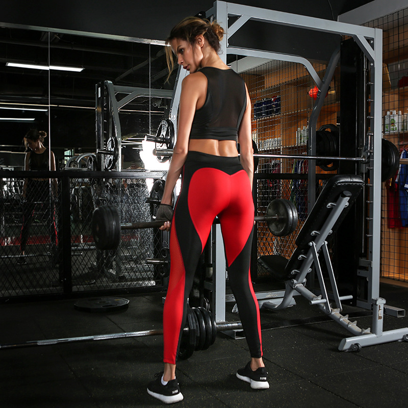 3 colors red pink white ass heart shape plus size brazilian style yoga pants sports wear activewear gear outfits fitness yoga leggings workout pants (1)