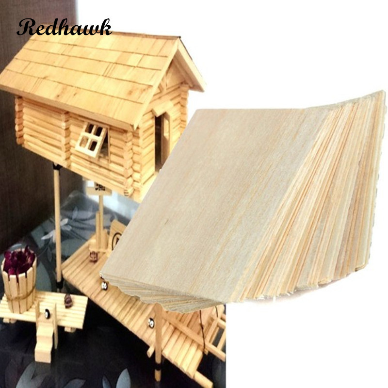 AAA+ Balsa Wood Sheet ply 5 Sheets 100x100x1mm Model Balsa Wood Can be Used for Military Models etc Smooth DIY  free shipping