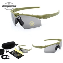 Tactical Glasses Polarized Sunglasses Military Airsoft Army