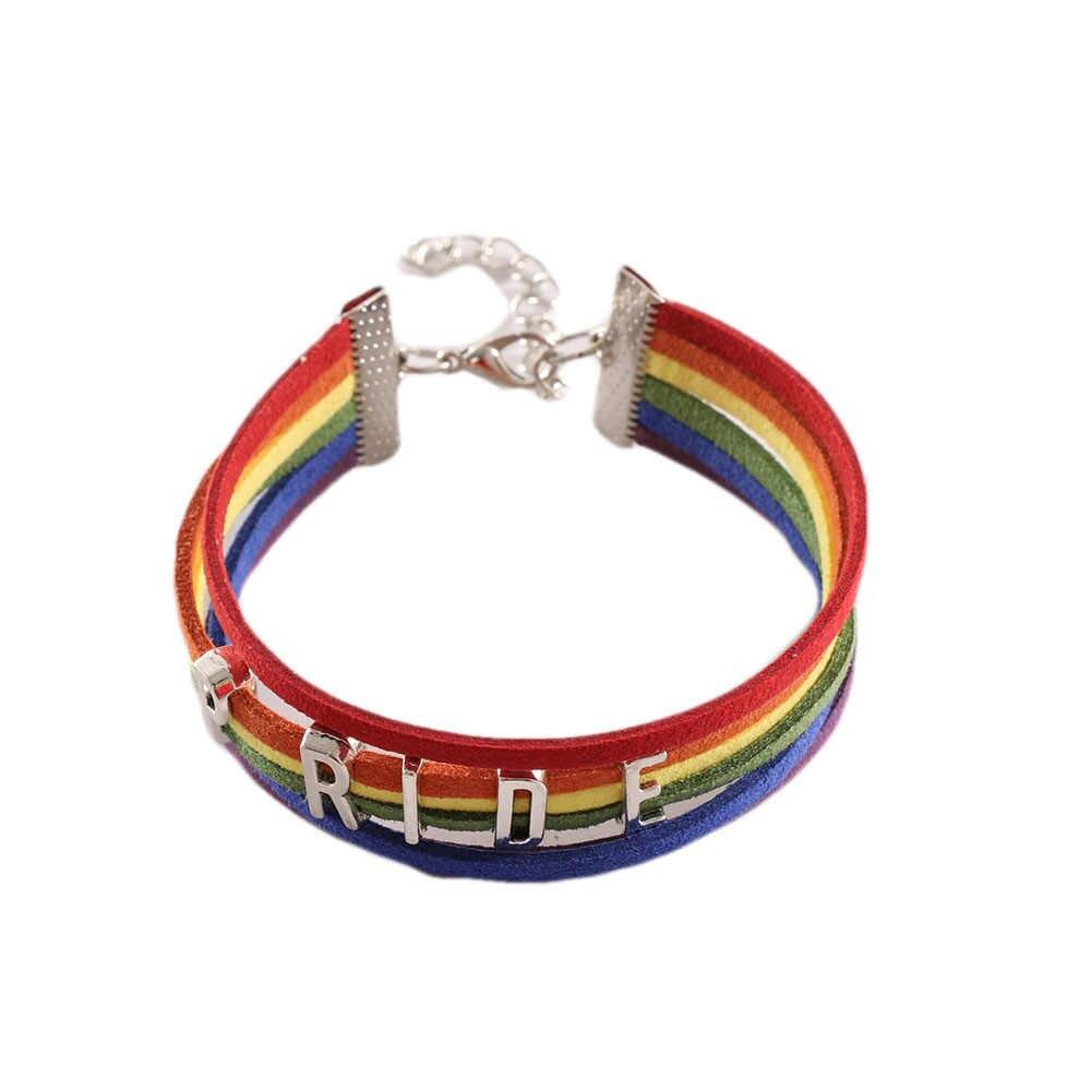 c2c5aecf81dd3 Detail Feedback Questions about New 1 pc Unisex Rainbow Flag Gay ...