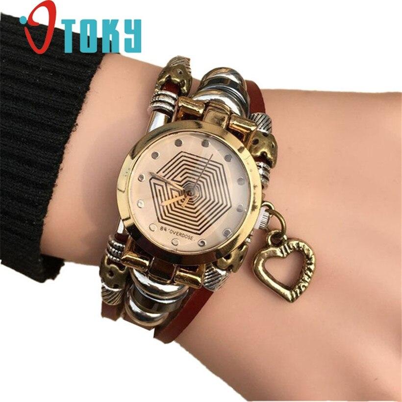 fashion s watches wrist wrist bracelet leather