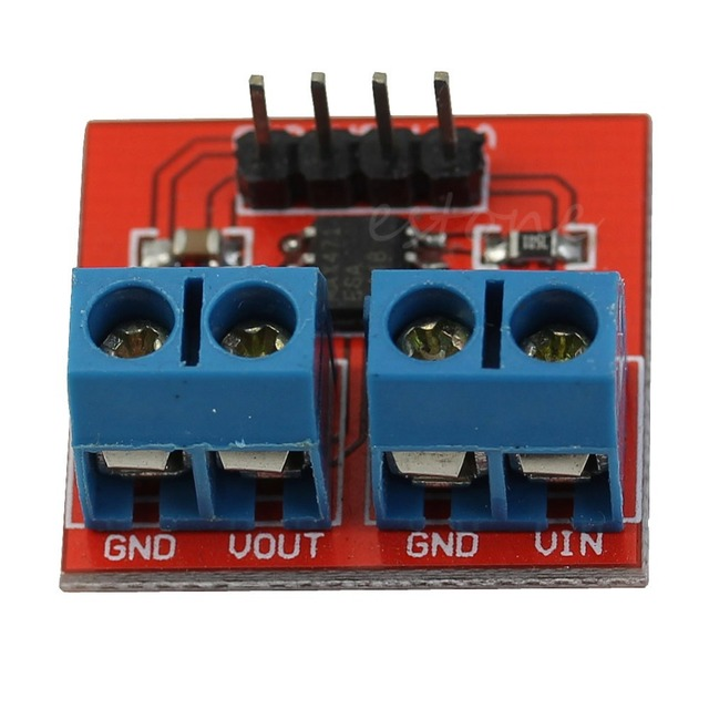 Voltage And Current Sensor Consume Current Voltage Load Detection Module For Arduino