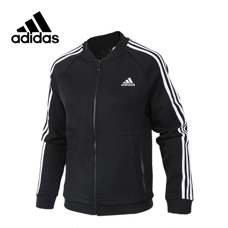 Adidas New Arrival Authentic JKT KN BOMBER 3 Women's Breathable jacket Sportswear CF3863 print bomber jacket with track pants page 3