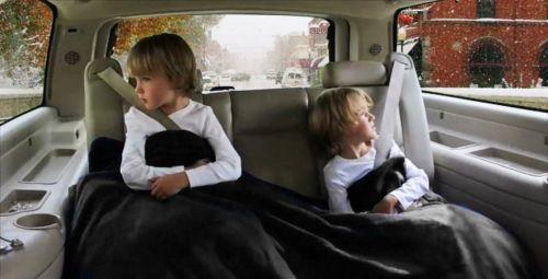 12v 45W Heated Car Electrical <font><b>Blanket</b></font> Travel Rug Throw PolarFleece heating <font><b>Blanket</b></font> seat heated fan in car Red Black Plaid color