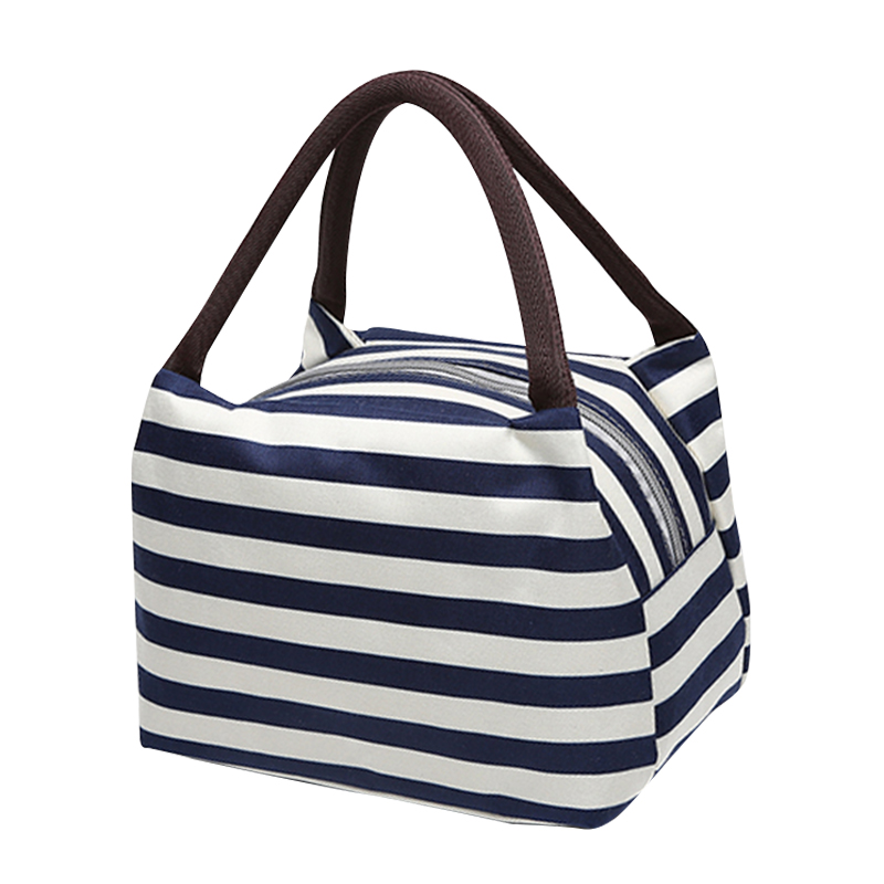 Portable Canvas Lunch Bag New Upgrade
