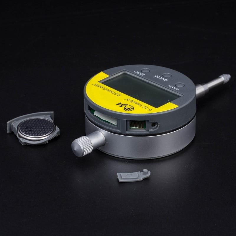 Micrometro digitale IP54 a prova di olio Micrometro elettronico 0,001 - Strumenti di misura - Fotografia 4