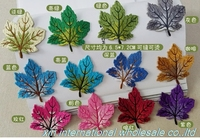 12pcs Set Pretty Flowers Iron On Patches High Quality Parches Para La Ropa 12 Color Patch