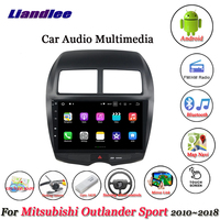Liandlee автомобиля Android Системы для Mitsubishi Outlander Sport 2010 ~ 2018 стерео видео Wi Fi gps Map Navi навигации Мультимедиа без DVD