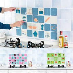 Съемное масло для кухни-доказательство витражи виниловые наклейки на стену домашний переводной рисунок для комнаты декор