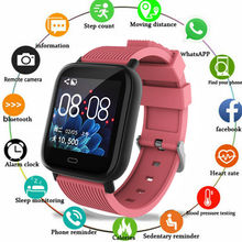 Women Smart Watch Fitness Activity Tracker For Android iOS HTC Samsung iPhone