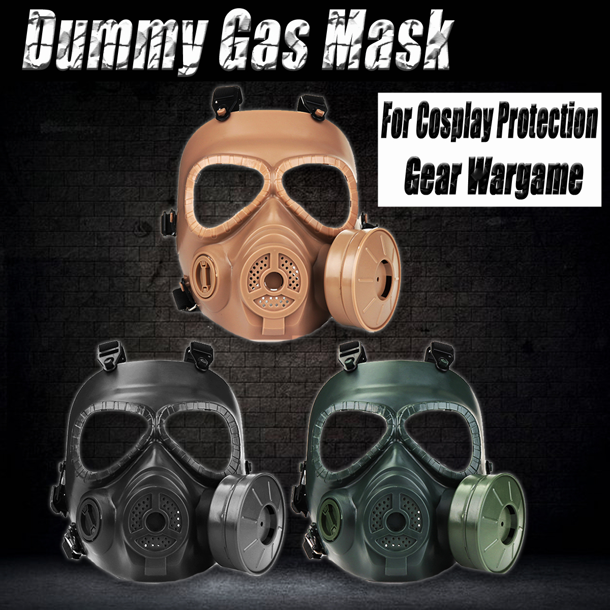 M04Gas Mask Use For Tactical Competition Dummy Gas Mask Fan multiple color Innovative Design For Cosplay Protection Gear WargameM04Gas Mask Use For Tactical Competition Dummy Gas Mask Fan multiple color Innovative Design For Cosplay Protection Gear Wargame