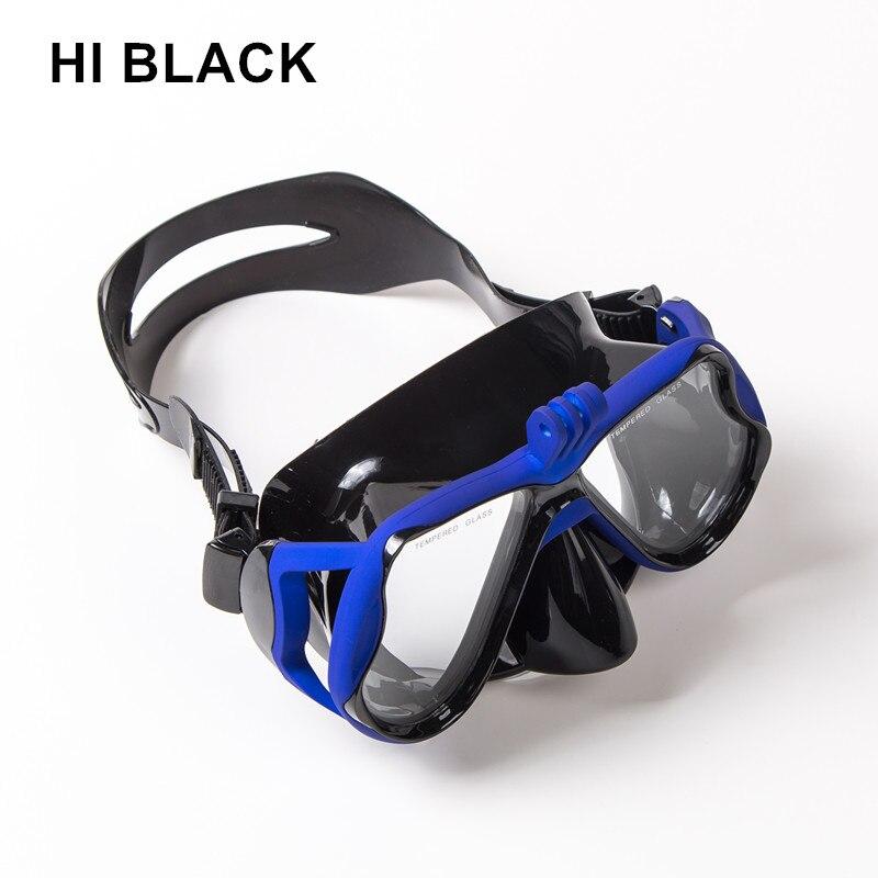 Maska për zhytje të miopisë me lente pa recetë Kamera nënujore - Sporte ujore