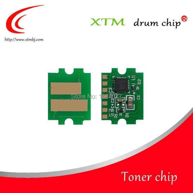 8X Toner chip TK8115K TK8115C TK8115M TK8115Y TK 8115 for Kyocera ECOSYS M8130cidn M8124cidn cartridge reset