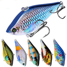 Купить с кэшбэком 6.35CM 14g Fishing Lures Hardbait VIB Minnow Smart Lure Jerkbait Wobblers Fresh Saltwater Trout Lure Minnow Fishing Tools