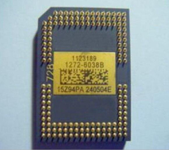 O envio gratuito de New Originais Projetor Chip DMD 1272-6038B 1272-6039B 1272-6338B 1280-6038B 1280-6039B 1280-6138B 1280-6338B