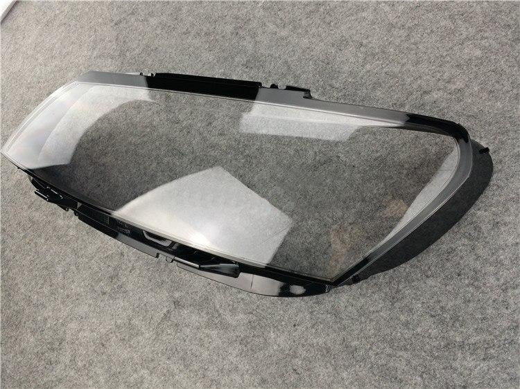 Для VW Бассата 11-14 прозрачные фары крышка Shell В7 пузырь фары лампы оболочки абажур 2шт