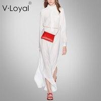 Новые модные шелковые платья на весну и лето