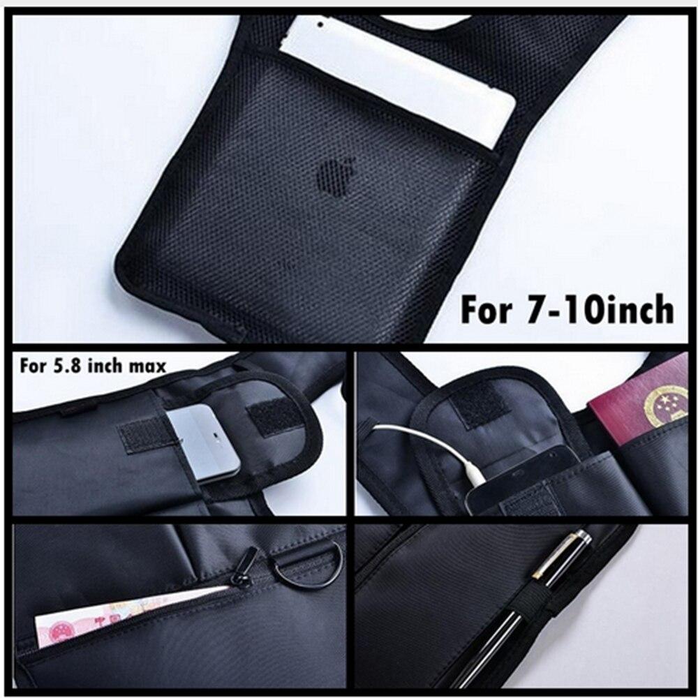 Portable Underarm Holster Anti-Theft Shoulder Bag Inspector Hidden Wallet Phone