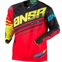 2018 Cycling Free shipping New 2017 ANSWER Motocross racing shirt for men playing Exciting riding bike bike Jersey Mountain Bike