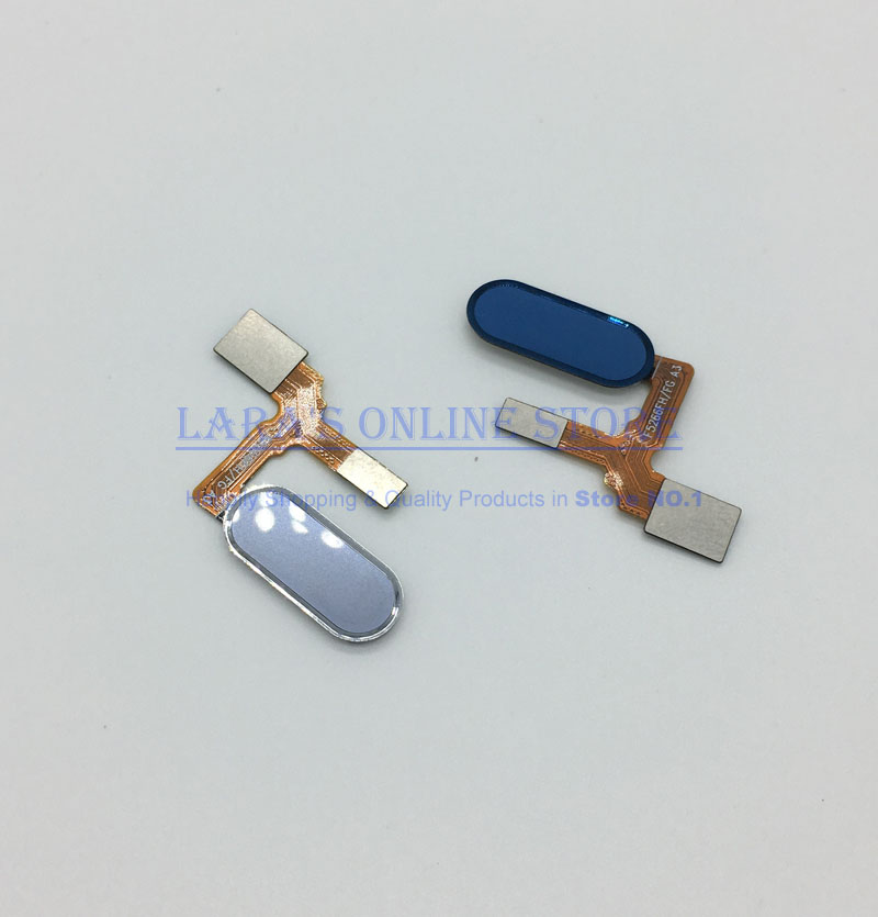 Jedx For Huawei Honor 9 Fingerprint Scanner Reader Sensor Flex Cable With Home Button Return Flex Ribbon Replacement Parts