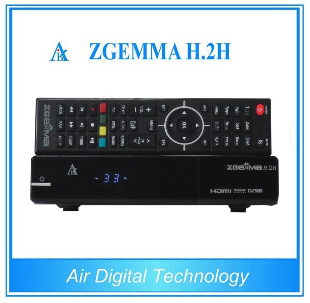 20 pcs/lot ZGEMMA H.2H Combo dvb s2 dvb t2/c satellite tv receiver no dish with best offer 5pcs lot best offer 751mhz cpu zgemma star h2 hd combo dvb s2 dvb t2 c satellite receiver low cost in stock now