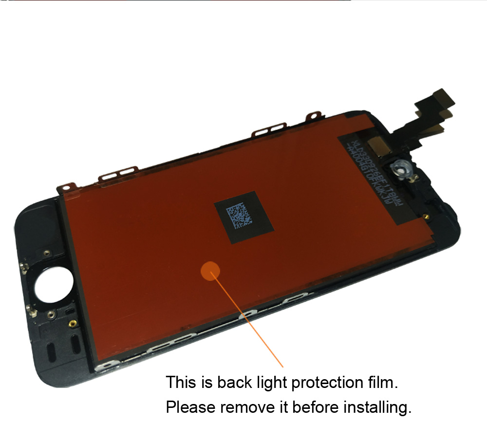 HTB151BMeBKw3KVjSZFOq6yrDVXaJ AAA Quality LCD  4s 4  5  Display Touch Screen Digitizer Assembly For iPhone 5 5c 5s SE LCD