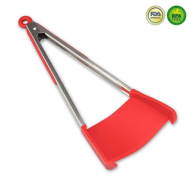 stock isolated white and tongs picture serving kitchen on photo a